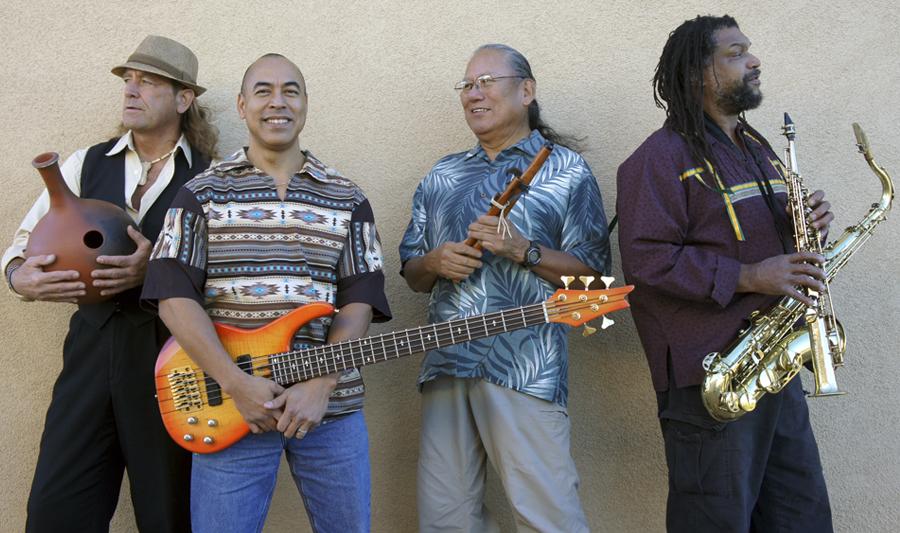 R. Carlos Nakai Quartet